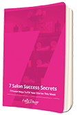 7 salon success secrets by hollie power