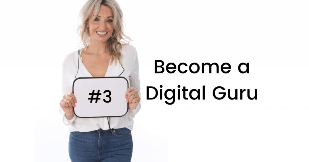 Become a digital guru during lockdown