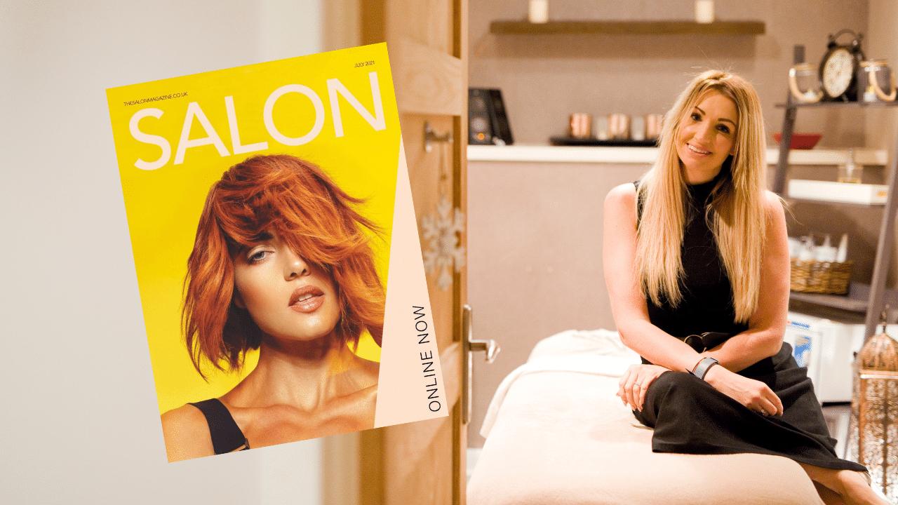 Free SALON Magazine Digital Subscription thumbnail